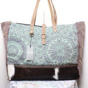 🆕Myra Bag X-Large Weekender Tote Bag Overnight